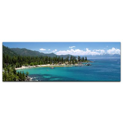 Leinwandbild - Lake Tahoe - Nevada USA – Bild 6
