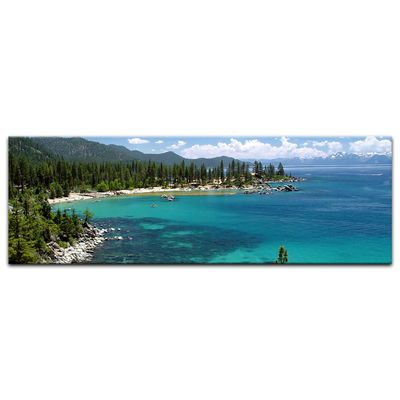 Leinwandbild - Lake Tahoe - Nevada USA – Bild 7