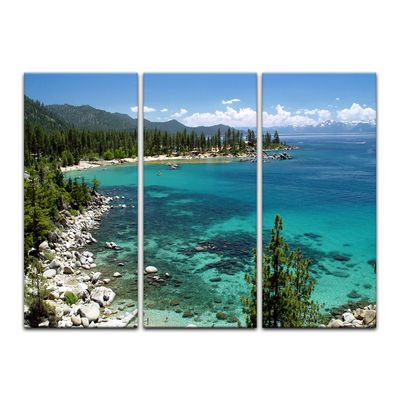 Leinwandbild - Lake Tahoe - Nevada USA – Bild 9
