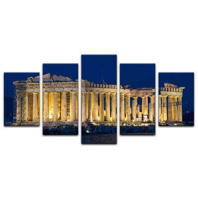 Leinwandbild - Akropolis – Bild 3
