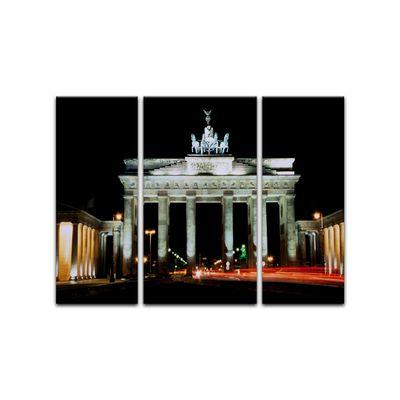 Leinwandbild - Brandenburger Tor – Bild 9