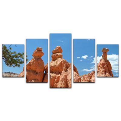 Leinwandbild - Bryce Canyon II – Bild 9