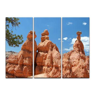 Leinwandbild - Bryce Canyon II – Bild 8