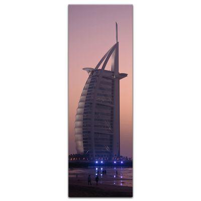 Leinwandbild - Burj al Arab Hotel in Dubai – Bild 5
