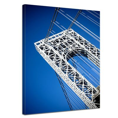 Leinwandbild - George Washington Bridge – Bild 1