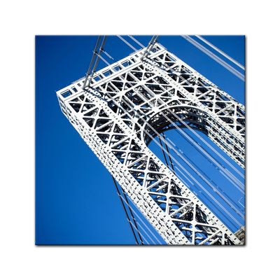 Leinwandbild - George Washington Bridge – Bild 2