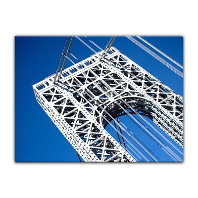Leinwandbild - George Washington Bridge – Bild 13