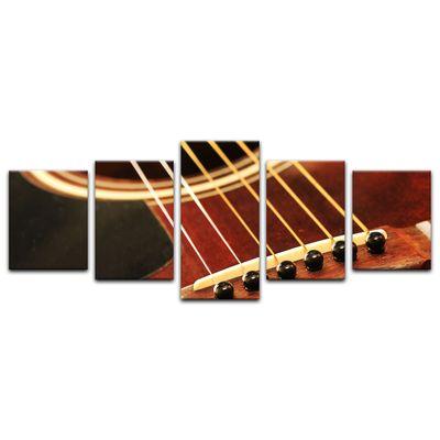Leinwandbild - Gitarre – Bild 16