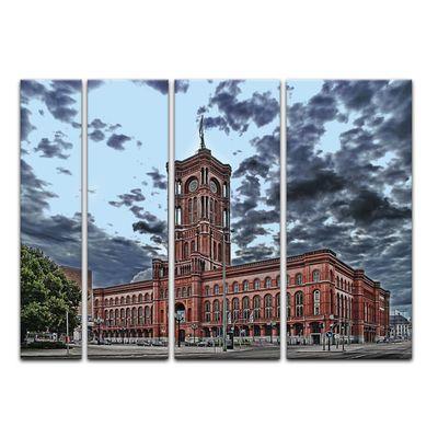 Leinwandbild - Rote Rathaus – Bild 15