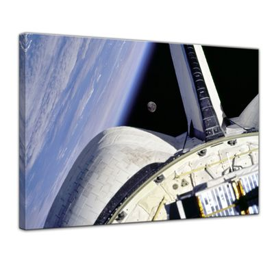 Leinwandbild - Space Shuttle – Bild 1