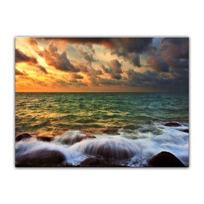 Leinwandbild - Tropical Sunset – Bild 6