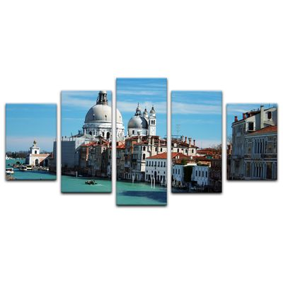 Leinwandbild - Venedig - Markusdom – Bild 4