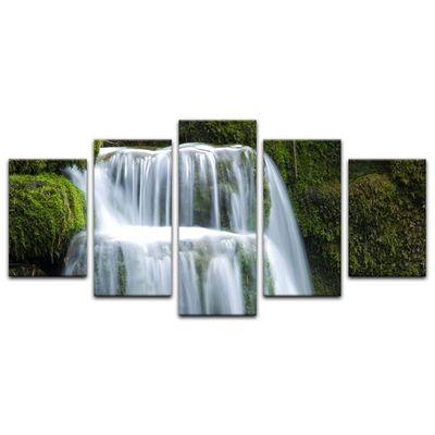 Leinwandbild - Wasserfall – Bild 10