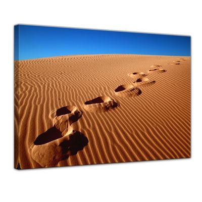 Leinwandbild - Wüste – Bild 1