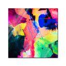 Glasbild - Abstrakte Kunst XXXVIII 001