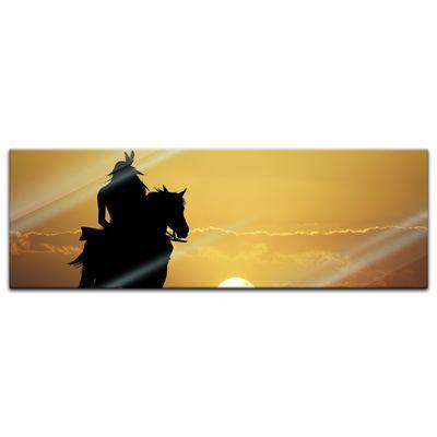 Glasbild - Crazy Horse – Bild 4