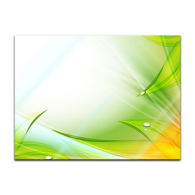Glasbild - Abstrakte Kunst LIII – Bild 2