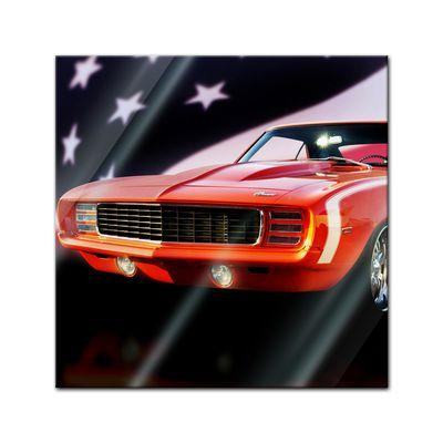 Glasbild - Chevrolet Camaro – Bild 1