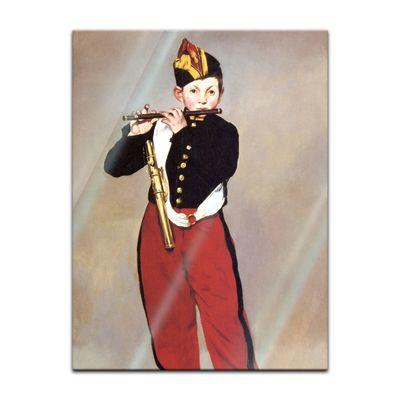 Glasbild Edouard Manet - Alte Meister - Pfeiffer  – Bild 2