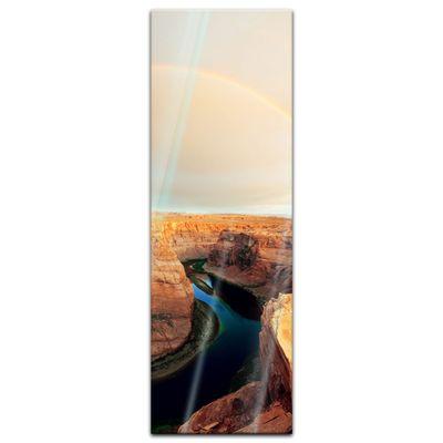 Glasbild - Horseshoe Bend Arizona – Bild 7