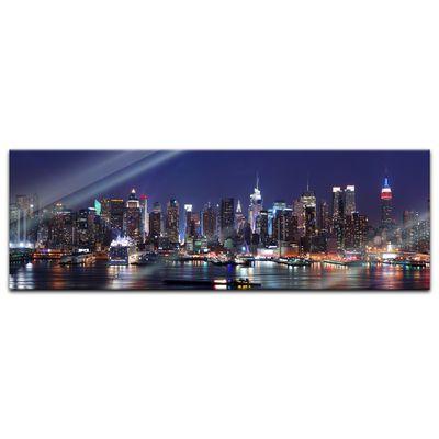 Glasbild - New York III – Bild 6