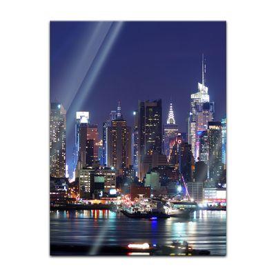 Glasbild - New York III – Bild 3