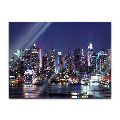 Glasbild - New York III – Bild 4