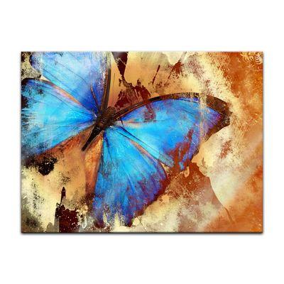 Glasbild - Schmetterling – Bild 2