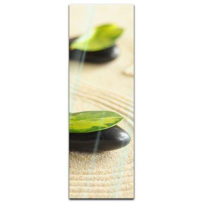 Glasbild - Zen Steine X – Bild 6