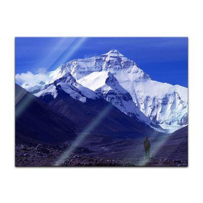 Glasbild - Mount Everest – Bild 4
