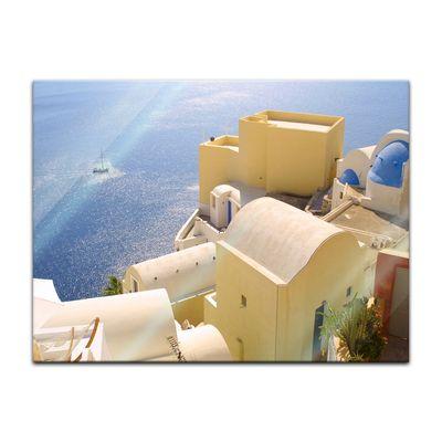 Glasbild - Santorini - Griechenland III – Bild 2