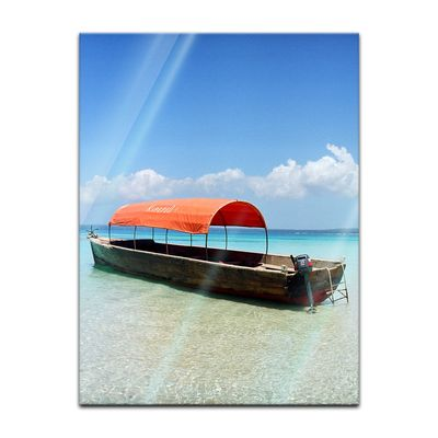 Glasbild - Sansibar – Bild 5