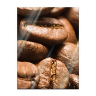 Glasbild - Kaffeebohnen – Bild 5