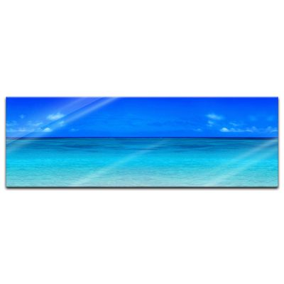 Glasbild - Sandstrand – Bild 6