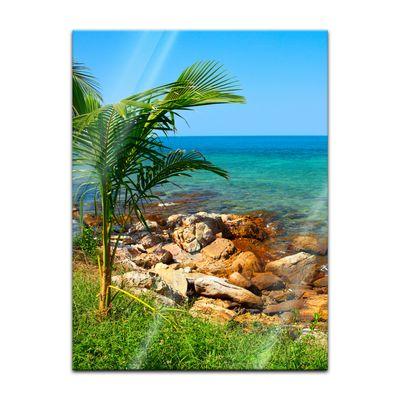 Glasbild - Seychellen 2 – Bild 3