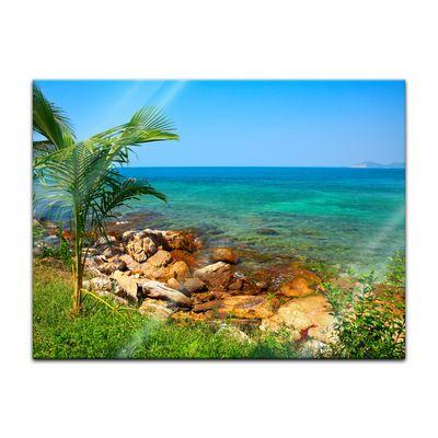 Glasbild - Seychellen 2 – Bild 4