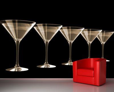 Fototapete - Cocktails II – Bild 3