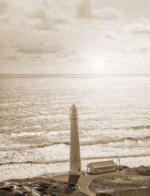 Fototapete - Leuchtturm III – Bild 4