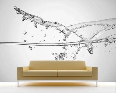 Fototapete - Wasserspritzer II – Bild 5
