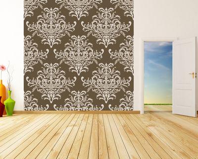 Fototapete - Barockes Muster – Bild 3
