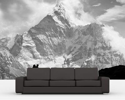 Fototapete - Klettern im Himalaya – Bild 5