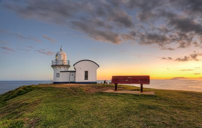Fototapete - Leuchtturm - Port Macquarie – Bild 2