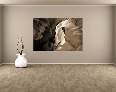 Fototapete - Antelope Canyon III – Bild 3