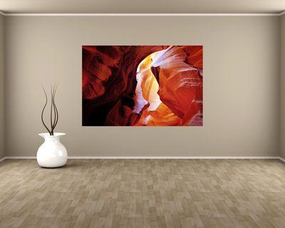 Fototapete - Antelope Canyon III – Bild 1