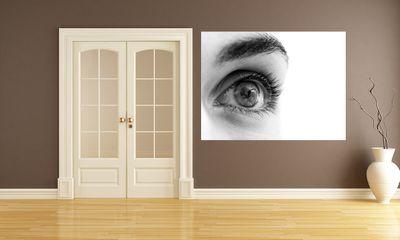 Fototapete - Auge – Bild 5