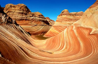 Fototapete - Coyote Buttes Nord - The Wave II – Bild 2