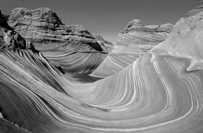 Fototapete - Coyote Buttes Nord - The Wave II – Bild 6