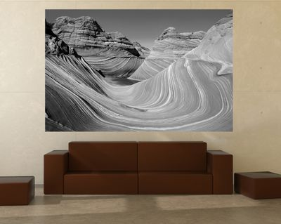 Fototapete - Coyote Buttes Nord - The Wave II – Bild 5