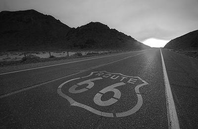 Fototapete - Historische Route 66 USA – Bild 6