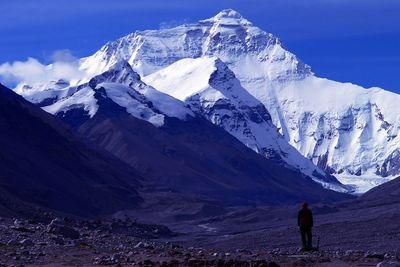 Fototapete - Mount Everest – Bild 2